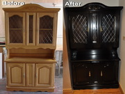 Quality Re-spraying furniture and doors