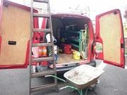 Handyman with van, , , ,