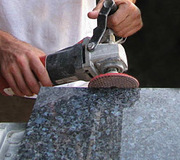 Granite and Marble stone – Repairs,  Restoration,  Polishing.