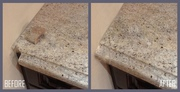 Granite - Marble Stone – Cutting,  Re-Polishing and Repairs.