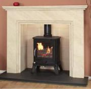 Marble Fireplaces - Limestone Fire places Dublin | Robinsonstone