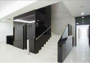 High Quality Laminated Glass and Lacobel Colour Glass